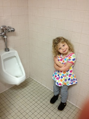 When potty training goes terribly, terribly wrong
